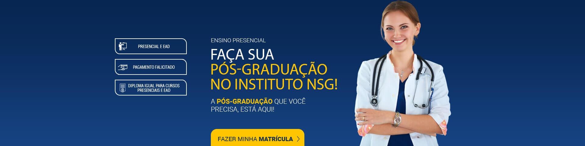 Banner Principal - INSG