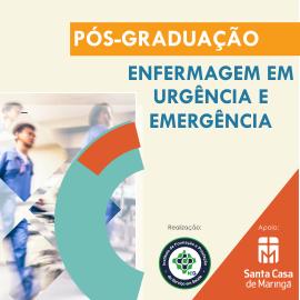 Pós-graduação em Enfermagem Urgência e Emergência
