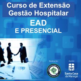 Curso de extensão em gestão hospitalar EAD