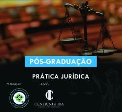 Pós-graduação em Prática Jurídica