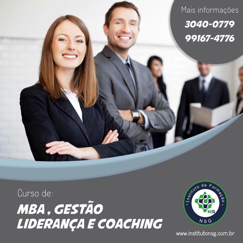 MBA em Gestão, Liderança e Coaching